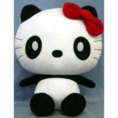 used hello kitty panda
