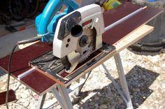 Trucs & astuces pour scies sur rail