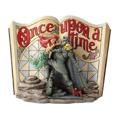 Disney Traditions by Jim Shore Storybook Figurines