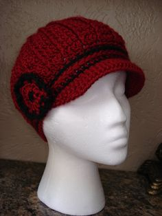 Shop for on Etsy, the place to express your creativity through the buying and selling of handmade and vintage goods. Crochet Newsboy Hat, News Boy Hat, Cloche Hat, Neck Warmer, Hats For Women, Beanie, Classy, Trending Outfits, Handmade Gifts