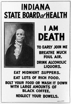 Indiana State Board of Health (1921).