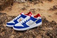 Thrasher's 2013 Skater of the Year, Ishod Wair is back with a brand new Nike SB Dunk Low Pro inspired by the style and power of luxury sedans. While Ishod has said on record that he prefers to skate in … Continue reading → Nike Sb Dunks, Jordan 1 Red, Nike Skateboarding, Dunk Low, Sneaker Magazine, How To Make Shoes, Nike Air Force, Me Too Shoes, Trainers