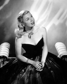 Doris Day. One of most favorite actresses from Old Time Hollywood. My Grandma and I would watch all her movies =)