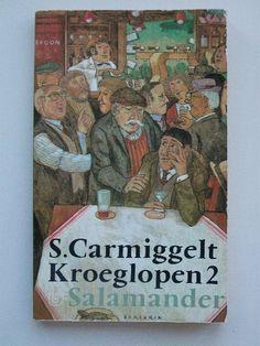 Kroeglopen 2  -  Auteur:  Simon Carmiggelt Cover