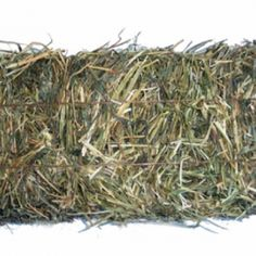 1 Bale of Hay at the Shopping Mall, $3.00 (USD)