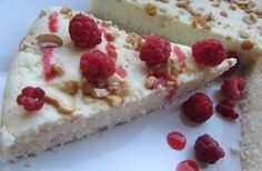 Kokosovo-ryžový koláč s kešu orieškami Healthy Recipes, Healthy Food, Cheesecake, Cooking, Desserts, Healthy Foods, Kitchen, Tailgate Desserts, Deserts