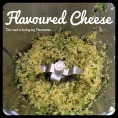 This is great for something a little different to top pizzas with, in sandwiches or anywhere else you use grated cheese!  Place a garlic clove, parsley and ba