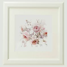 Roses, original watercolor painting by kataucha on Etsy