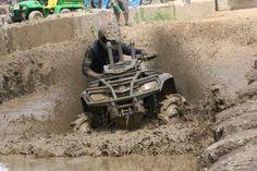 ATV Mud Bog at the Fair