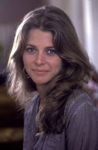 The Bionic Woman, Jamie Somers played by Lindsey Wagner.