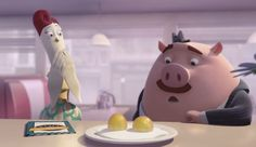 A handsome hog falls in love with a fine fowl. But he also loves to eat eggs. Will he choose his heart or his hunger? Find out in this fun short by Christine Kim and Elaine Wu. Plot twist: the hen loves to eat bacon. Just kidding. Teaching Mindfulness, Movie Talk, Spanish Classroom, Behaviour Management, Brain Breaks, Educational Videos, Play To Learn, Lectures, Emotional Intelligence