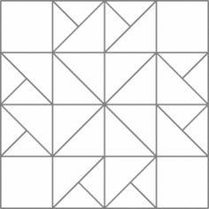 patrones para bloques patchwork - Buscar con Google