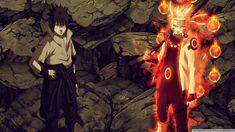 sasuke uchiha sharingan / rinnegan eyes and naruto uzumaki sage of six path join forces anime Sasuke Sharingan, Naruto Vs Sasuke, Anime Naruto, Naruto Shippuden Hd, Naruto Sage, Gaara, Madara Uchiha, Hinata Hyuga, Boruto