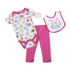 Baby Girl Gift Set http://stores.ebay.co.uk/BlueBird-Clothing-and-Accessories