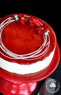 Cute Food, Yummy Food, Yams, Christmas Baking, Cheesecakes, Panna Cotta, Cake Decorating, Pudding, Sweets