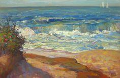 ''Cisco Waves, Nantucket'' 24x30