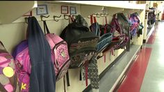 You can easily help your kids lighten their heavy backpacks (WQAD-TV)