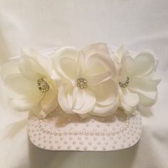 Here Comes The Bride Visor...Perfect Bridal Gift