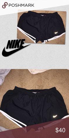 crazy price drop Nike shorts athletic shorts Nike shorts athletic shorts running size small black Nike Shorts