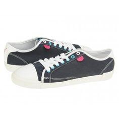 Tenisi dama Puma Elki navy-white- blue curacao-cabaret Blue Curacao, Cabaret, Navy And White, Sneakers, Shoes, Fashion, Tennis, Moda, Zapatos