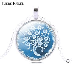 Life Tree glass cabochon Pendant Necklace Art silver chain vintage choker Necklace Fashion women Jewelry $3.99   #ootd #beauty #swag #styles #sweet #instastyle #model #iwant #glam #shopping #pretty #cute #fashion #instafashion #instalike