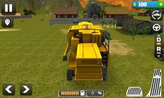 Get full version of Android apk app Farming simulator 3D for tablet and phone.