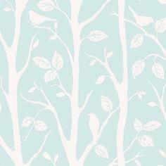 I Love Wallpaper Shimmer Harmony Wallpaper Teal / Silver - I Love Wallpaper from I love wallpaper UK