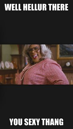 Madea Madea Humor, Madea Funny Quotes, Funny As Hell, Haha Funny, Funny Jokes, Funny Stuff, Madea Movies, Funny Photos, Funny Picture Quotes