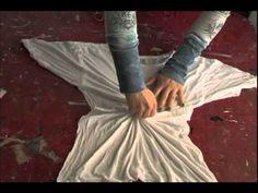 How to Tie Dye Spirals