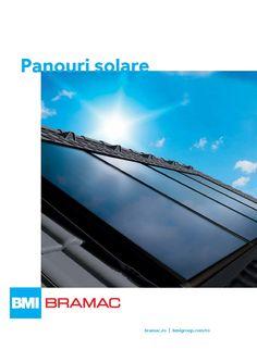 Catalog Bramac Panouri Solare - Catalog AZ