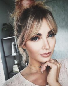 Likes, 42 Comments – Cara Van Brocklin ( Hairstyles With Bangs, Pretty Hairstyles, New Haircuts, Grunge Hair, Hair Day, Hair Inspo, Hair Trends, Her Hair, Hair Makeup