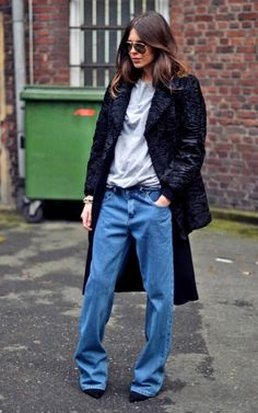 7 COOL WAYS TO WEAR BAGGY JEANS