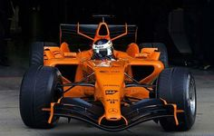 McLaren could return to historic orange livery.  That would be sweet, but reminds me of a Spyker.