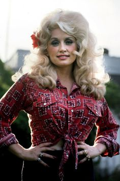 CMA Entertainer of the Year 1978: Dolly Parton
