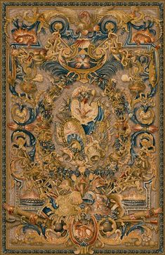 Medieval tapestries - FLANDERS. This is exceptionally beautiful, truly gorgeous.