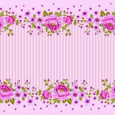 Trouvé sur la page http://freedesignfile.com/111818-pink-roses-frame-background-vector/
