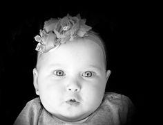 Mijn dochtertje Isabella hier 4 mnd oud.