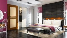DVEŘE: Interiérové laminované dveře IDAHO, lamino | SIKO Idaho, Bed, Furniture, Home Decor, Decoration Home, Stream Bed, Room Decor, Home Furnishings, Beds