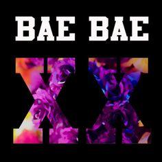 Black #BIGBANG Bae Bae top, kpop merch