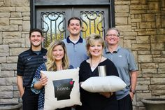 The Creators of the Party Pillow. Made by hand and locally in Jonesboro, Ar. Visit our website thepartypillow.com to learn more!