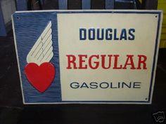 Gas Pump Signs