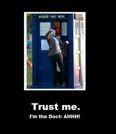 everything is better in an english accent #doctor who