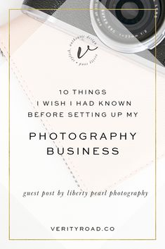 Guest Post: 10 Things I Wish I Had Known Before Setting Up Wedding Photography My Business