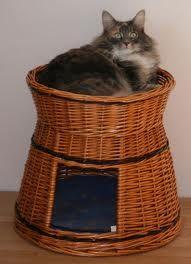 luxe bed voor de kat