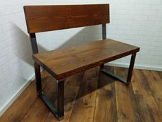 Dimensions: x x Industrial Style, Stool, Bench, Table, Furniture, Home Decor, Homemade Home Decor, Stools, Benches
