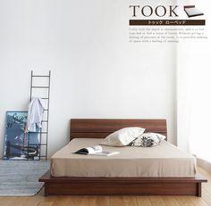 ベッド ゼブラシートデザインベッド TOOK