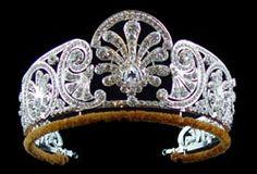 Tiara Belonging To Queen Mary