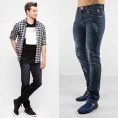 Jeans masculino! Somos a loja mais completa em jeans da cidade trabalhamos do infantil ao tamanho 66 no adulto. Sempre com uma grande variedade. #calçajeans #jeans #denin #modamaior #calcamasculina #calçamasculina #homens #mens #megabraz #lojademoda #lojacompleta #modapravoceesuacasa #produtooriginal #bermuda #camisa #modamasculina #inverno2017 #novidades #melhorlugarparacomprar #melhorlojadelogoasanta #aquivoceencontra #closet #moda
