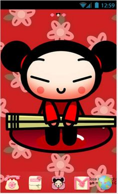 MasCrayon World's: PUCCA Theme for Android