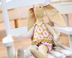 Tilda Bunny free pattern and download